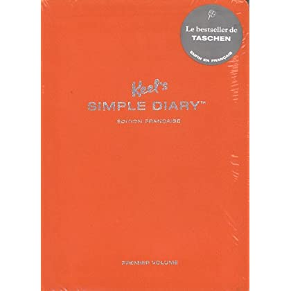 Va-Keel Simple Diary I orange