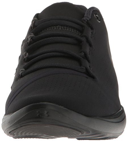 Under Armour Street Precision Low Damen Sneaker Schwarz Schwarz
