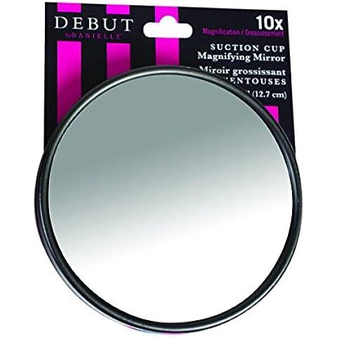 Danielle Creations - Specchio a ventosa, 13 cm