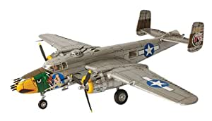 Forces of Valor Model - US B-25J Mitchell Plane - 1:72 Scale - 85103 - New