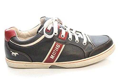 Mustang 4059-301-200 Herren Sneakers Schwarz
