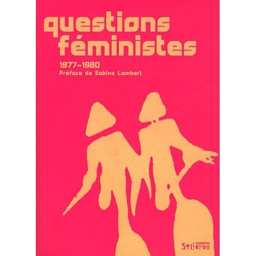 Questions féministes (1977-1980)
