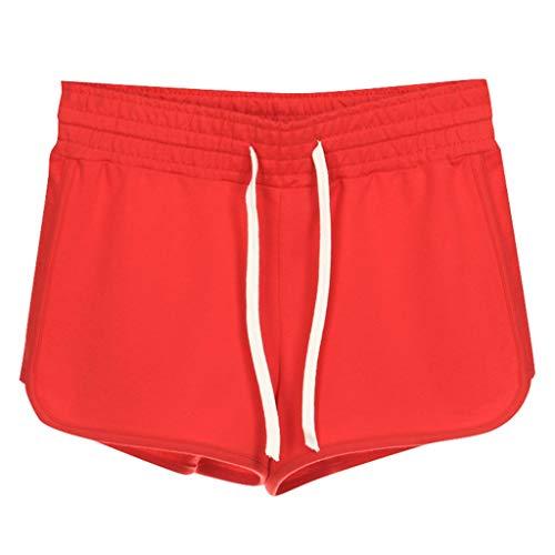 UFACE Damen Shorts aus Leinen | lässige Kurze Hose | gestreifte Bermuda | Pants - Hotpants 6820 - Symbol Herren-motorrad-hose