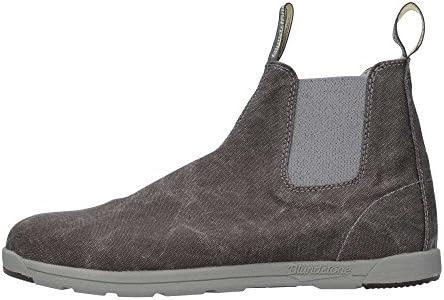 Blundstone - Botas para hombre gris gris oscuro