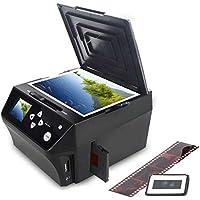 DIGITNOW HD 22MP Photo & Film Digitizer Imágenes Escáner Combo Multifunción, Incluye Tarjeta de Memoria de 8GB Gratis! | Convierte Fotos y películas a Archivos JPG Digitales
