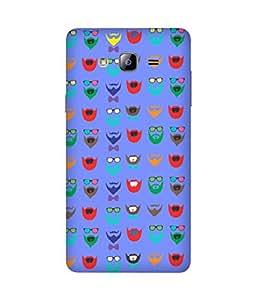 Beard Colour-49 Samsung Galaxy On5 Case