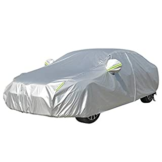 X_love Chevrolet Jingcheng Cruze Le Fengle Love Aiou New New Sail Auto Car Clothing Car Cover Rainproof Sunscreen (Size : Love)