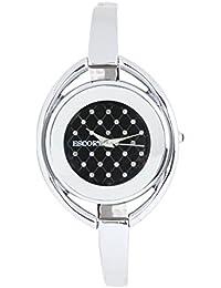 Escort Analog Black Dial Women's Watch- 4300 SM.3