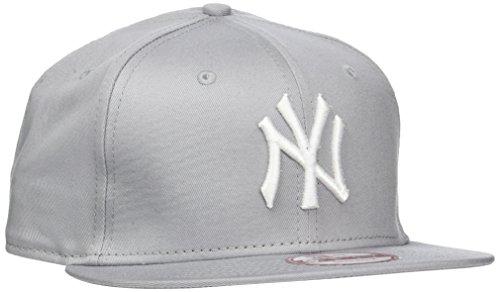 New Era 9fifty Cap, Grau (Grey), M/L