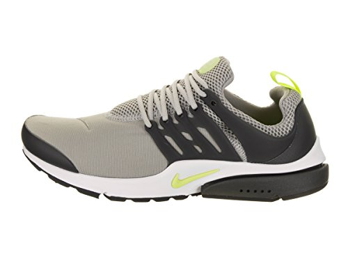Nike Herren Air Presto Essential Sneaker Grau (Cobblestone/Volt/Anthracite/White)