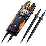 TESTO755-1 Tester electrical V AC6÷600V R range1÷100kΩ IP64 TESTO