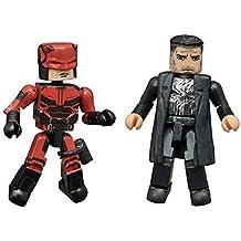 SDCC 2016 Exclusive Marvel Minimates Daredevil Netflix Figures 2 Pack by Diamond Select