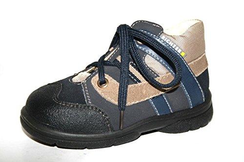 210 1761 19 Naturais Sapatos Azul Tornozelo Botas Jovens 119 1761 De Richter atlantic w7fWqadq