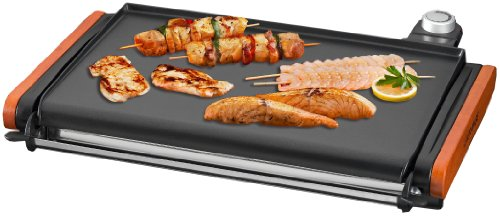 Plancha Grill de Luxe Holz & Guss MAYB GR 7