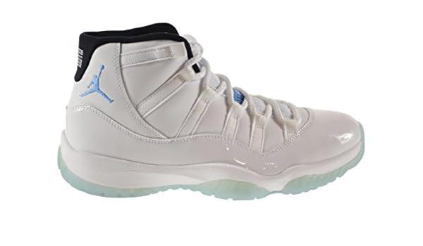 best service 15e09 6997e NIKE AIR Jordan 11 Retro  Legend Blue  - 378037-117  Amazon.co.uk  Shoes    Bags