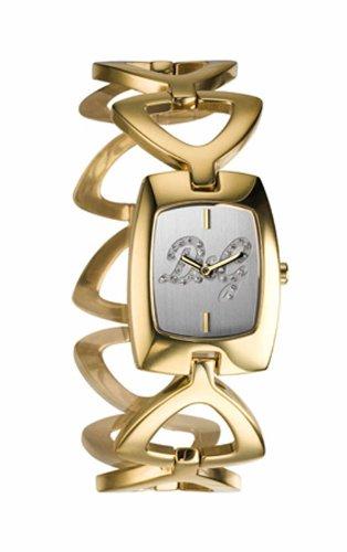 Dolce Gabbana - DW0389 - Montre Femme - Quartz - Analogique - Bracelet Acier Inoxydable Doré