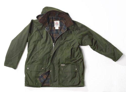 SCIPPIS, Tanami Jacket Oliv