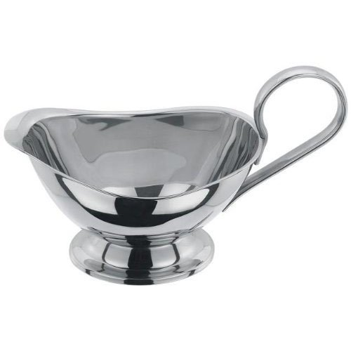 Judge Stainless Steel 16oz Gravy Boat TC155 by Judge - Gravy Boat Mint