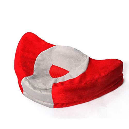 Azuo moderno design traspirante vertebra caudale cuscino auto cuscino alunno cuscino del sedile ufficio sedentario bellissimo culo tampone