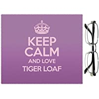 Viola Keep Calm And Love Tiger Pane Lens panno colore 3076