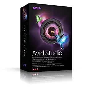 Avid Studio, Make professional movies and multimedia projects (PC)