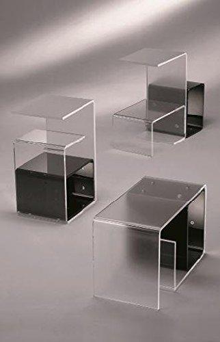 Idea Mesas de Cristal y metacrilato Mesa de plexiglás Part, Modelo ...