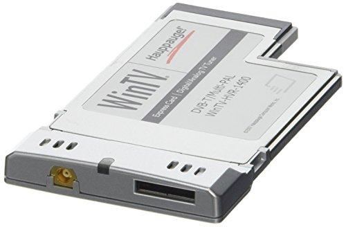 Dell Hauppauge WinTV hvr-1400DVB-T Receiver/Analog TV-Tuner ExpressCard/54