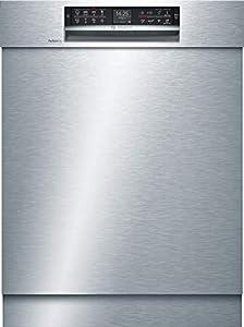 Bosch SMU68TS06E Serie 6 Geschirrspüler Unterbau / A+++ / 60 cm / 237...