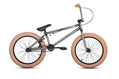 Collective C1 20 inch BMX Bike RAW