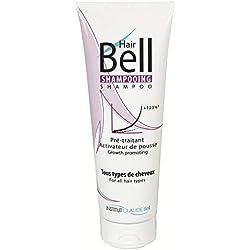 HAIRBELL tube shampoing accélérateur de pousse cheveux et anti-chute