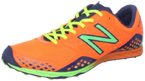 New Balance - Mens 900 Spikes/Competition Running Shoes Orange