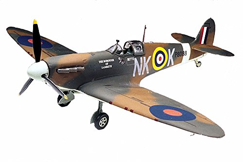 Revell-Monogram Maquette d'avion Spitfire MK II échelle 1/48, 85-5239, Multicolor