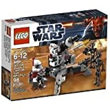 Toy / Game LEGO Star Wars Elite Clone Trooper And Commando Droid B 9488 - Republic Artillery Cannon & 5 Weapons By 4KIDS