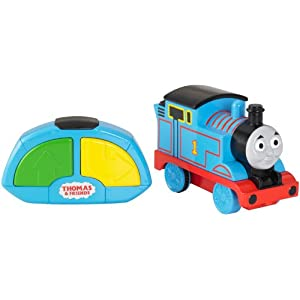 Thomas & Friends BCT65 My First Remote Control Thomas, Thomas the Tank Engine My First Toy Engine, Toy Train for Toddlers