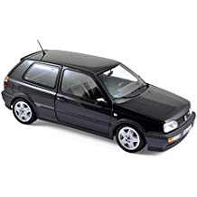 1996 Volkswagen Golf VR6 [Norev 188417], Púrpura Metálica, 1:18 Die Cast