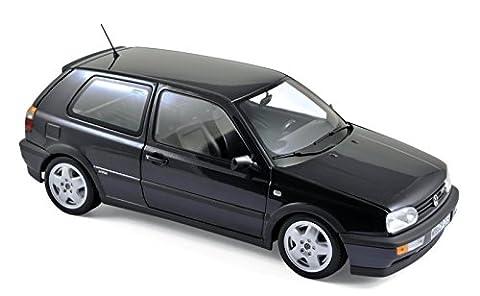 Norev–188417–Volkswagen Golf III VR6–1996–Echelle 1/18–Violett Met