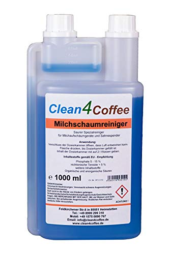 MILK CLEANER for automatic coffe...