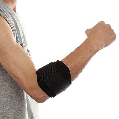 bazaar-supporto-avvolgente-gomito-cinghia-epicondilite-sindrome-di-dolore-laterale