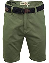 Tokyo Laundry - Bermuda Chino Homme (ceinture offerte)
