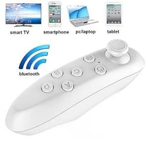VR Case Bluetooth 3.0 Remote Control Mini Gamepad (Golden)