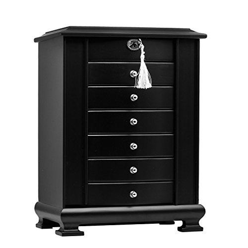 rowling-wooden-locking-jewellery-box-mg010-black