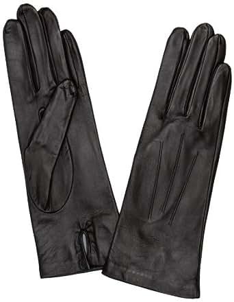 Dents Women's Felicity Gloves, Black, Size 6
