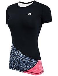 ROUGH RADICAL Damen Funktionsshirt T-Shirt Laufshirt Reaction
