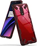 Ringke Fusion-X Gestaltet für OnePlus 7 Hülle Schlagfeste Schutzhülle für OnePlus 7 (6.4