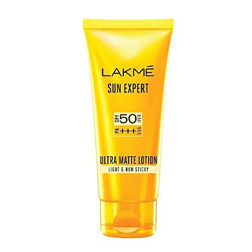 Lakme Sun Expert SPF 50 PA+++ Ultra Matte Lotion, 100 ml