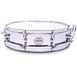 """Mapex MPX 13"""" x 3.5"""" Steel Snare Drum"""