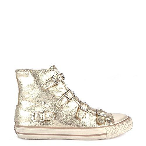 Ash Scarpe Virgin Platine Sneaker Donna 36 EU Platine