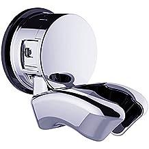 thanly regolabile soffione doccia staffa di montaggio a parete ventosa fissa Manopole/braccia/barra di scorrimento/doccia rubinetto/doccia supporto per bagno/doccia Kit di montaggio accessori