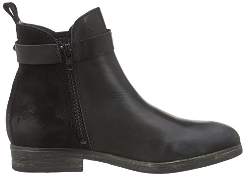 Replay Nala, Stivaletti da donna Nero (Schwarz (BLACK 3))