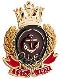 Knighthood British Royal Navy Chief Petty Officer's Badge Lapel Pin